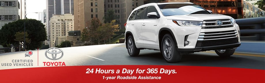Toyota Certified Used Vehicles Value Without Compromise Toyota City